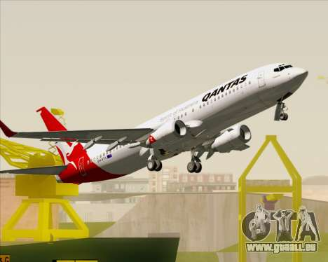 Boeing 737-838 Qantas pour GTA San Andreas