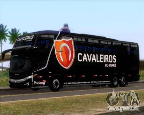 Marcopolo Paradiso G7 1600LD Scania K420 für GTA San Andreas