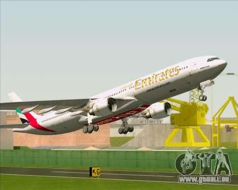 Airbus A330-300 Emirates für GTA San Andreas