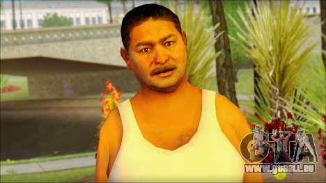 GTA 5 Ped 2 für GTA San Andreas dritten Screenshot