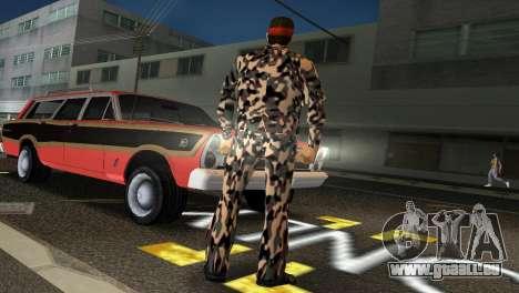 Camo Skin 08 GTA Vice City pour la deuxième capture d'écran