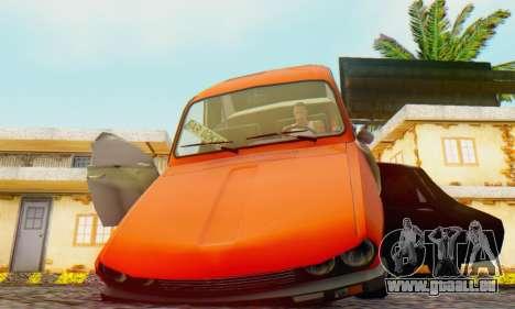 Dacia 1300 Tuned pour GTA San Andreas vue de droite