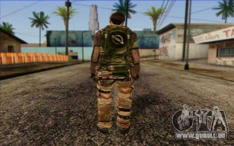 Soldaten MEK (Battlefield 2) Haut 2 für GTA San Andreas zweiten Screenshot