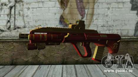 AUG A3 from PointBlank v1 pour GTA San Andreas