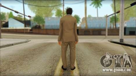 GTA 5 Ped 5 für GTA San Andreas zweiten Screenshot