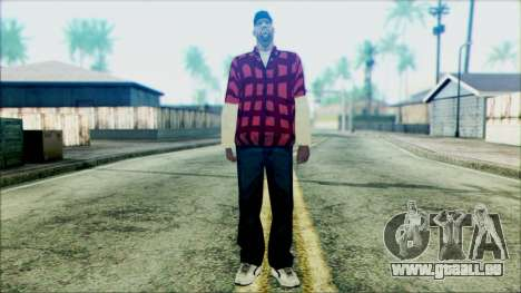 Bmypol1 from Beta Version pour GTA San Andreas