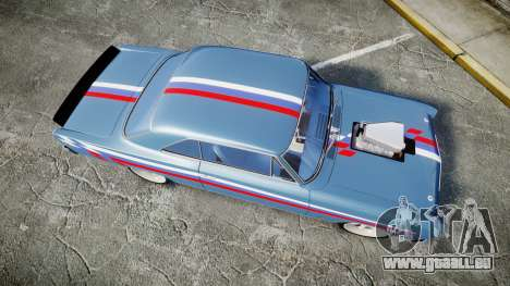 Chevrolet II Nova SS 1966 Custom [EPM] PJ2 pour GTA 4 est un droit