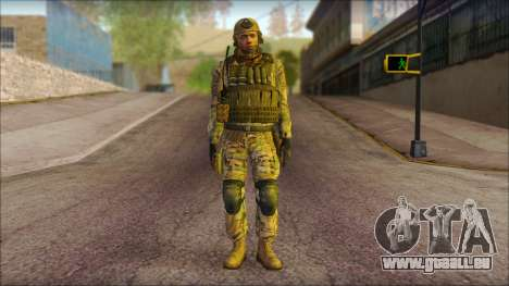 USA Soldier v1 für GTA San Andreas