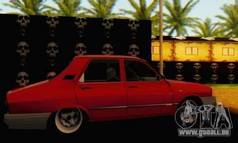 Dacia 1310 Injectie pour GTA San Andreas sur la vue arrière gauche