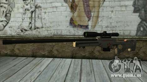 Sniper Rifle from PointBlank v2 pour GTA San Andreas