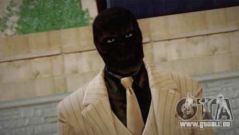 Black Mask für GTA San Andreas dritten Screenshot