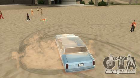 Bright ENB Series v0.1 Alpha by McSila pour GTA San Andreas sixième écran
