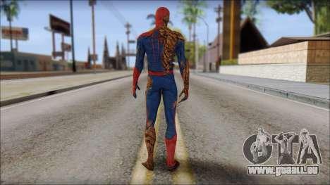 Spider Man pour GTA San Andreas deuxième écran