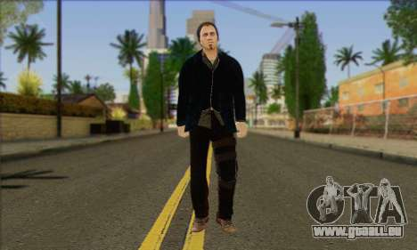 Damien from Watch Dogs pour GTA San Andreas