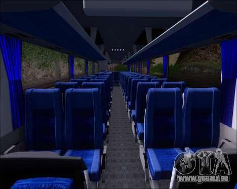MAN Lion Coach Rural Tours 2790 pour GTA San Andreas vue de dessous