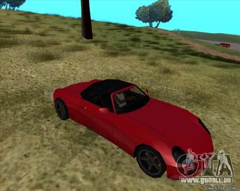 Stinger für GTA San Andreas Rückansicht