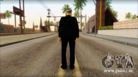Rob v4 pour GTA San Andreas deuxième écran
