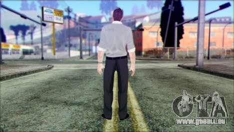 Shaun from Assassins Creed pour GTA San Andreas deuxième écran