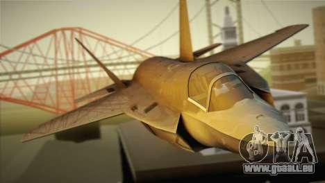 Lockheed Martin F-35A für GTA San Andreas