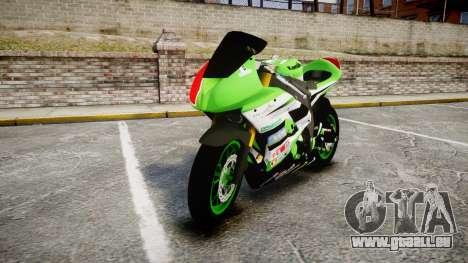 Kawasaki Ninja ZX-10R pour GTA 4