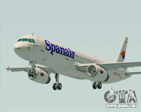 Airbus A321-231 Spanair pour GTA San Andreas