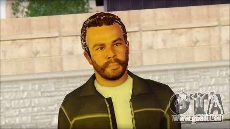 GTA 5 Ped 4 pour GTA San Andreas troisième écran