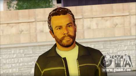 GTA 5 Ped 4 für GTA San Andreas dritten Screenshot