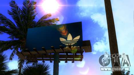 Textures HD skate Park et de l'hôpital V2 pour GTA San Andreas cinquième écran