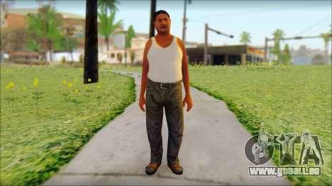 GTA 5 Ped 2 für GTA San Andreas