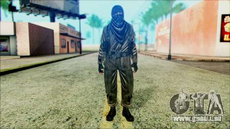 Les soldats aéroportés (CoD: MW2) v6 pour GTA San Andreas