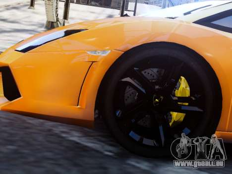 Lamborghini Gallardo LP560-4 für GTA 4 hinten links Ansicht