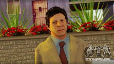 GTA 5 Ped 5 für GTA San Andreas dritten Screenshot