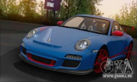 Porsche 911 GT3 2010 pour GTA San Andreas