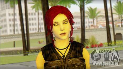 Tomb Raider Skin 14 2013 pour GTA San Andreas troisième écran