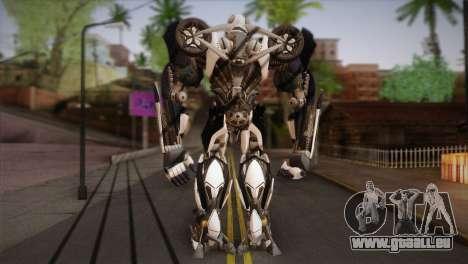 Hummel v3 für GTA San Andreas zweiten Screenshot