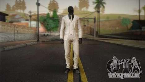Black Mask für GTA San Andreas