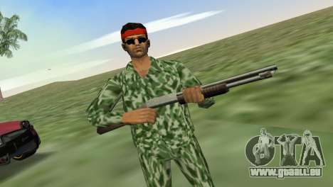 Camo Skin 04 für GTA Vice City