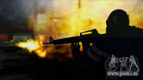 Graphic Unity V4 Final für GTA San Andreas achten Screenshot