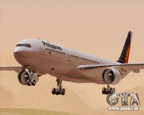 Airbus A330-300 Philippine Airlines pour GTA San Andreas