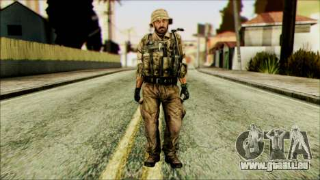 Fighter (PLA) v3 pour GTA San Andreas
