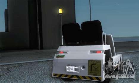 Airtug FlyUS (IVF) für GTA San Andreas rechten Ansicht