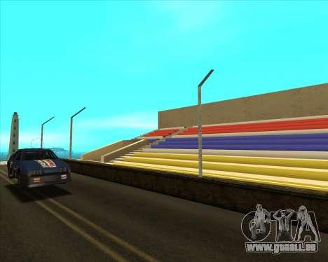 Sky Road Merdeka pour GTA San Andreas quatrième écran