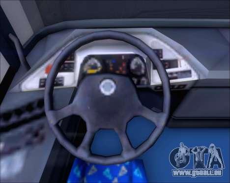 Neoplan Tourliner Emile Weber für GTA San Andreas obere Ansicht