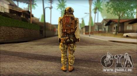 USAss from BF4 für GTA San Andreas zweiten Screenshot