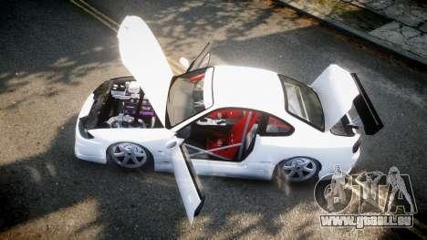 Nissan Silvia S15 für GTA 4 hinten links Ansicht