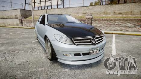 Benefactor Schafter Tuning pour GTA 4