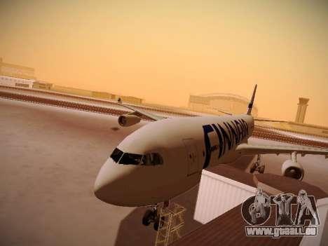 Airbus A340-300 Finnair pour GTA San Andreas