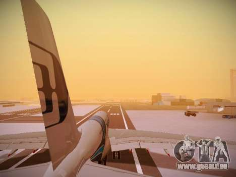 Airbus A380-800 Malaysia Airlines für GTA San Andreas