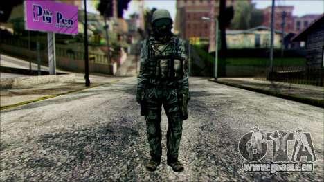 Fighter (PLA) v5 pour GTA San Andreas