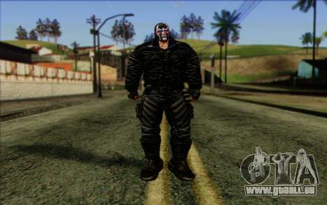 Bane from Batman: Arkham Origins pour GTA San Andreas
